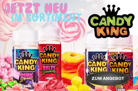 Candy King bei Liquidlager