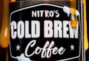 NITRO`s Cold Brew Coffee