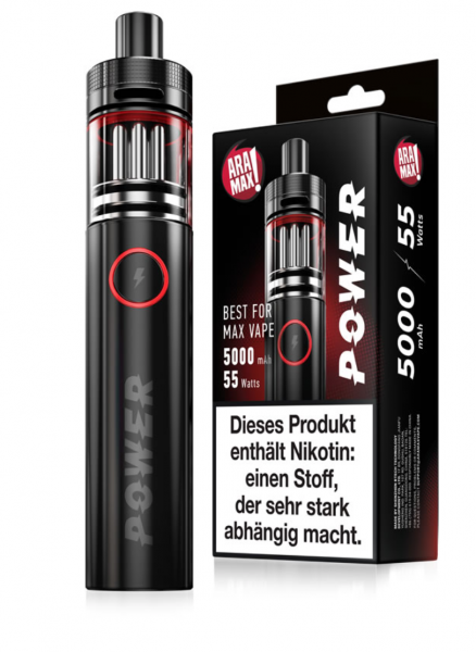 Power Tube 5000 - All-In-One Stick by ARAMAX