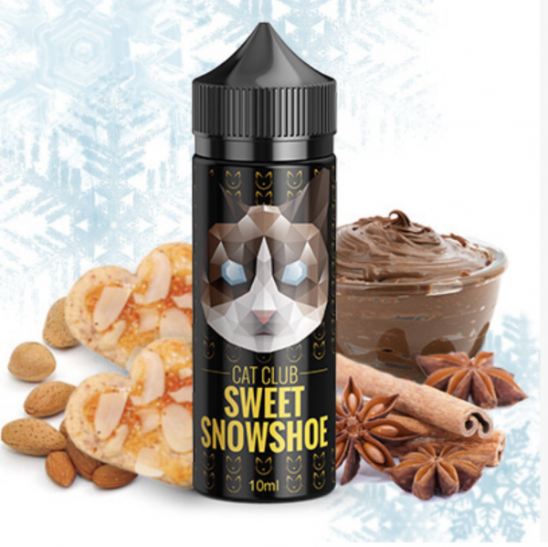 CAT CLUB Sweet Snowshoe by Copy Cat