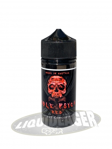 HEADSHOT Noble Psycho RED Aroma 15 ml / 100 ml