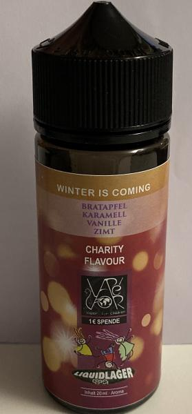 WINTER IS COMING Charity Premium Longfill 20 ml / 120 ml